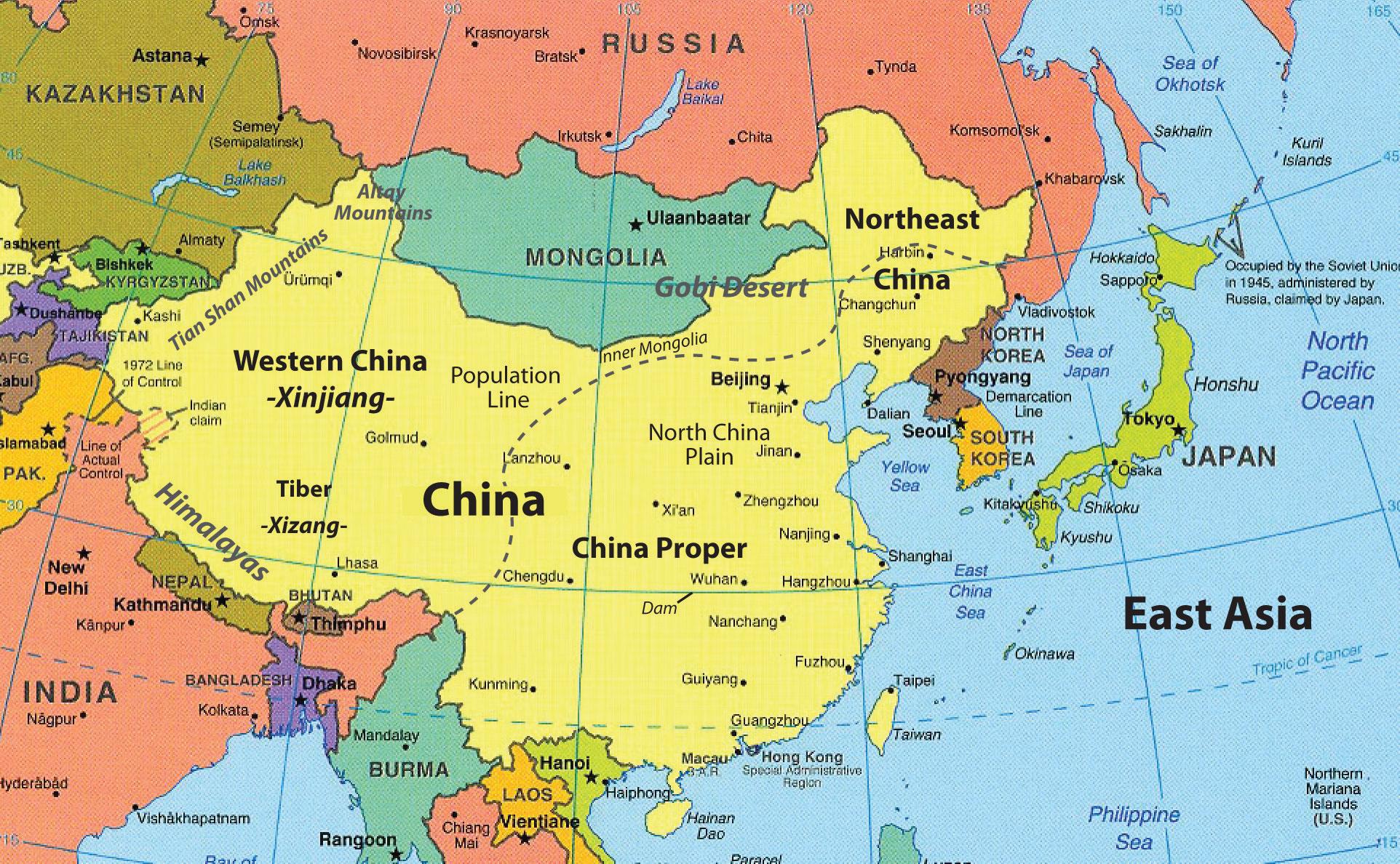 Il secolo dell'Asia e il declino occidentale